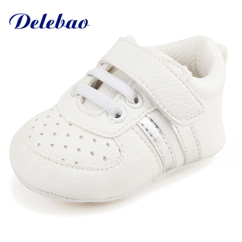 Delebao Slip-on Shallow Baby Shoes Soft Downy Warm Winter Newborn Baby Boy Shoes Soft Sole Cotton Infant Toddlers First Walkers цена 2017