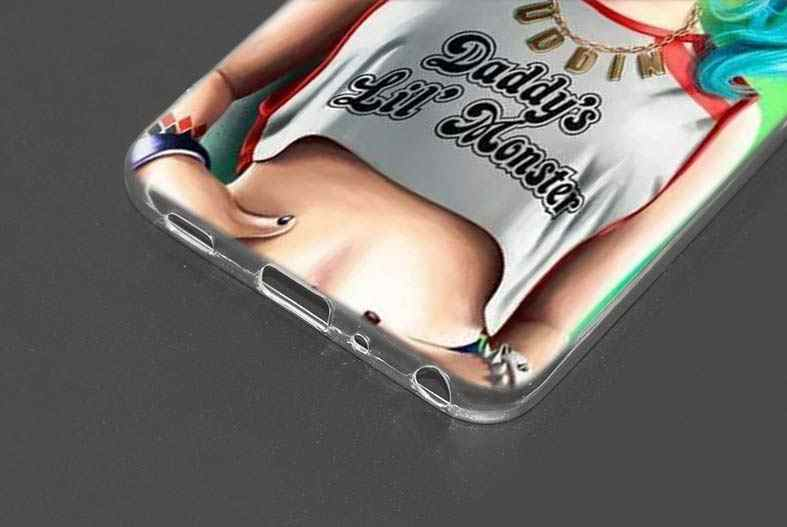 سيليكون لينة جراب هاتف كول جوكر وهارلي كوين ل LG K50 K40 Q8 Q7 Q6 V50 V40 V35 V30 V20 G8 G7 G6 G5 ThinQ غطاء صغير