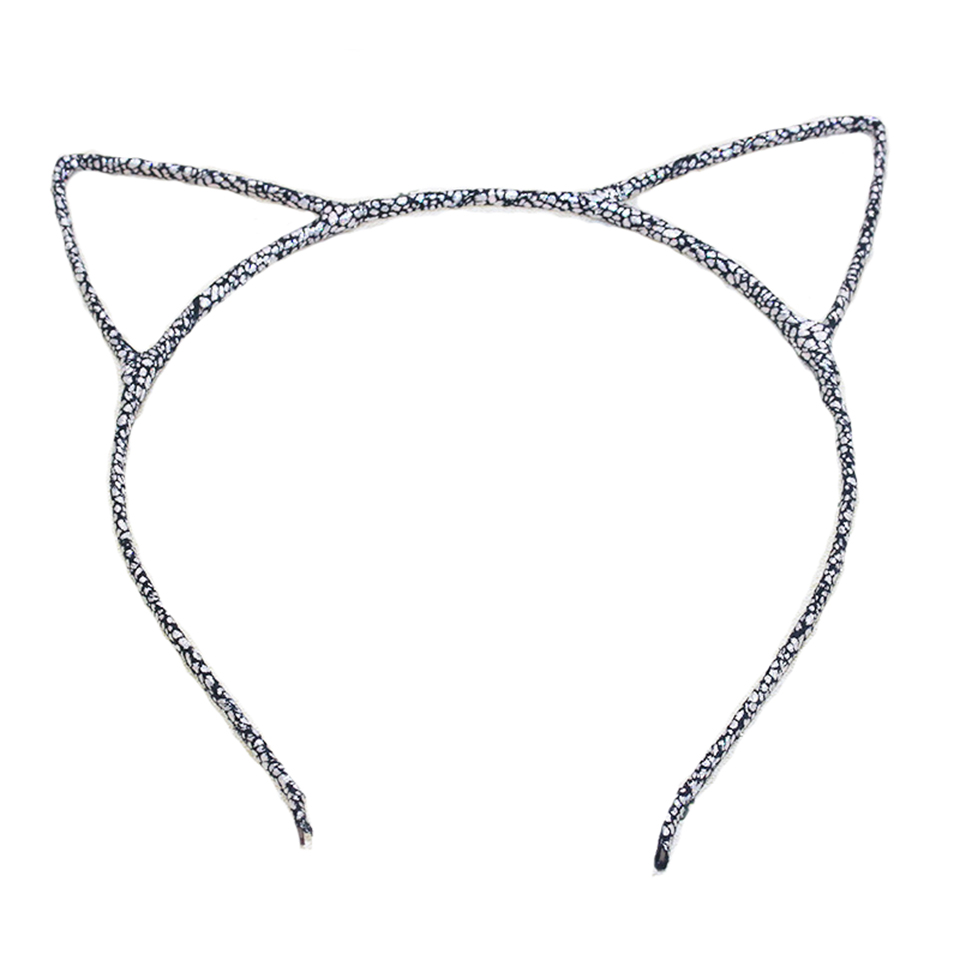 Stylish Cat Ear Hairband Girls Hair Bands For Women Sexy Headband Self Photo Prop Cloth Hair Band Accessories