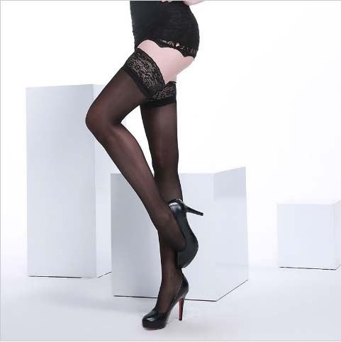 thigh stockings Vintage high