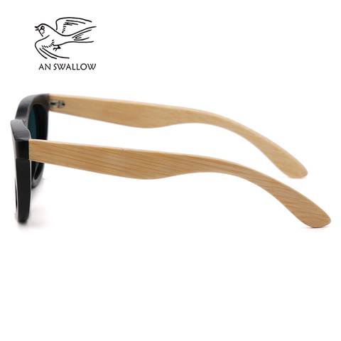AN SWALLOW Brand Design Children Sunglasses Multi-color Frame Wooden Sunglasses for Child Boys Girls Sunglasses Wood TAC UV400 Islamabad
