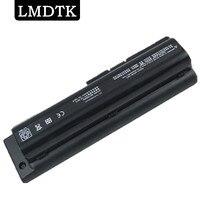 LMDTK New 12 cells laptop battery FOR HP DV4 DV5 DV6 CQ40 CQ45 CQ60 CQ70 HSTNN Q34C HSTNN C51C HSTNN LB73
