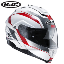 Free shipping HJC IS MAX II Flip Up Helmet Full Face motocross Helmet electric motorbike dual