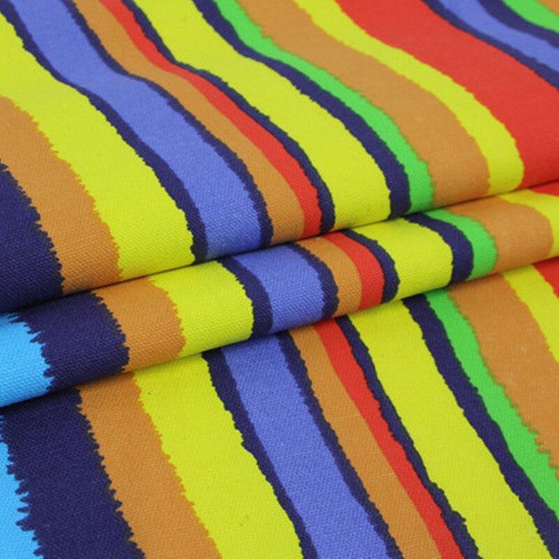 Nouvelle Arrivée de Couleur Toile Canapé Tissus ur 1 5 m Coton