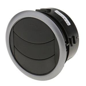 Image 3 - Дефлектор кондиционера на приборную панель автомобиля, вентиляционное отверстие для Suzuki SX4 Swift 2005 2013, поворот на 360 °, автомобильные аксессуары