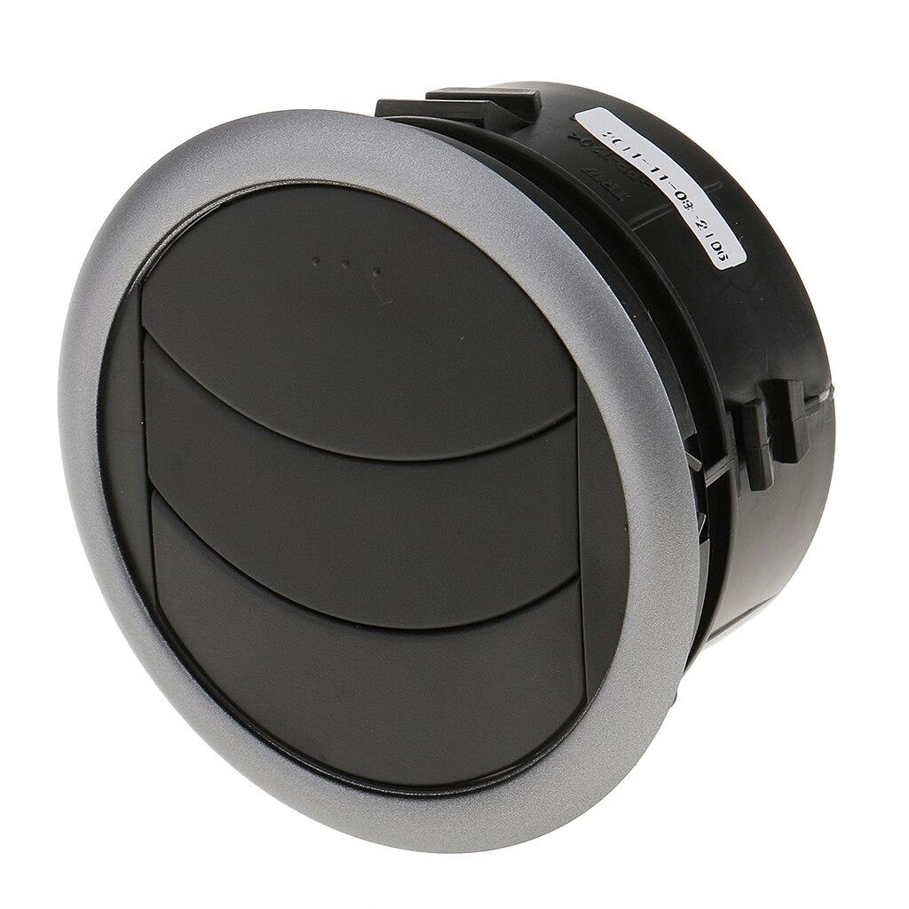 Image 3 - 1 шт. кондиционер для приборной панели дефлектор выход боковое отверстие для Suzuki SX4 Swift 2005 2013 вращение на 360 ° 85 мм * 85 мм * 42 мм-in Установки для кондиционирования from Автомобили и мотоциклы
