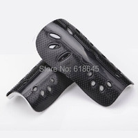 A Pair Professional Soccer Shin Pads Protective Gear Shank Pad Football Shin Guard Sports Safety