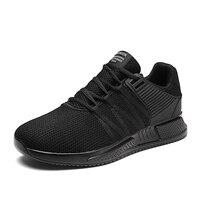 Incendios Hombre Nuevo Marca Running Zapatos Cómodos Zapatos Para Caminar Al Aire Libre Zapatillas Hombres Deportes Zapatos Luz Transpirable Zapatos Deportivos
