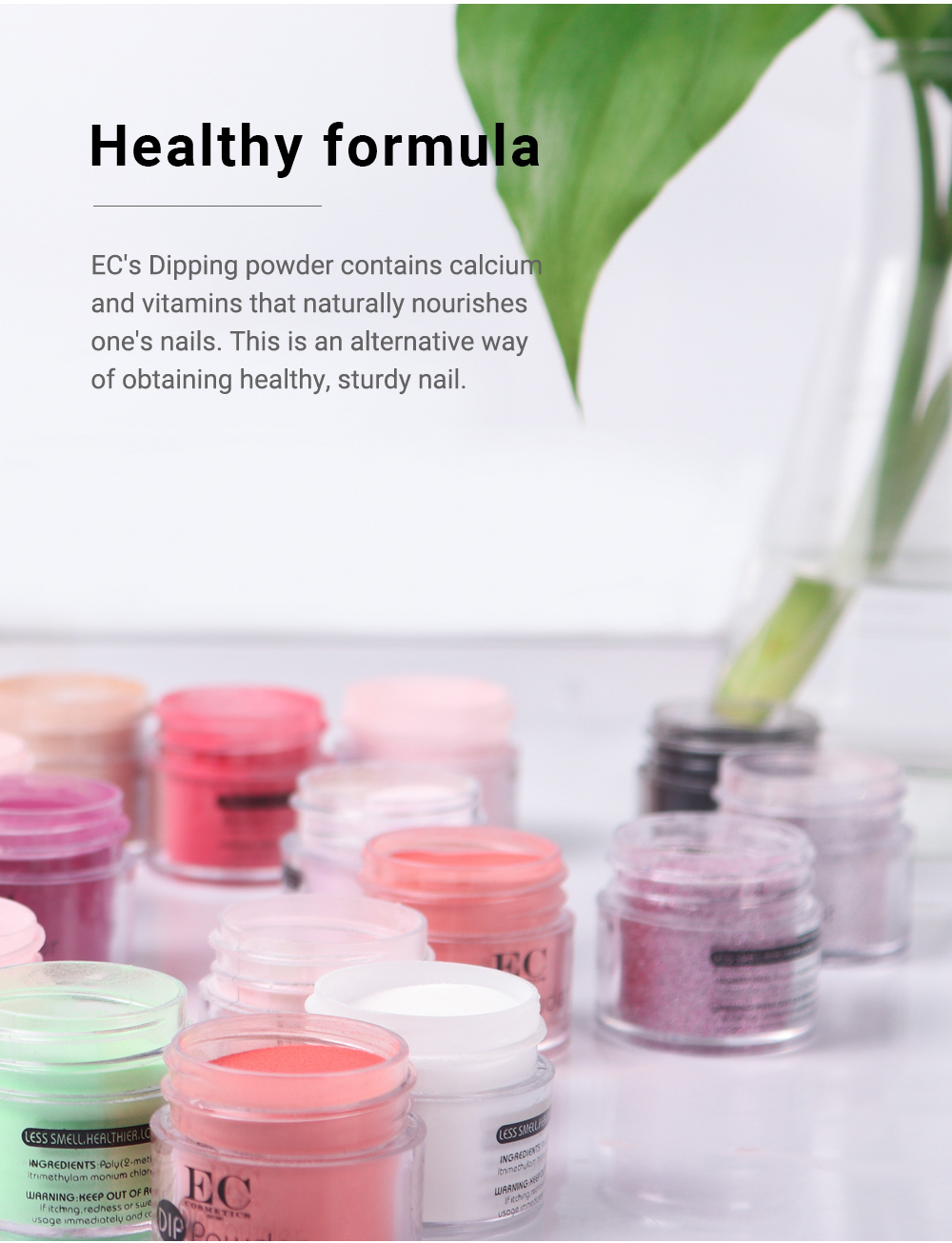 High Quality nail polish powder
