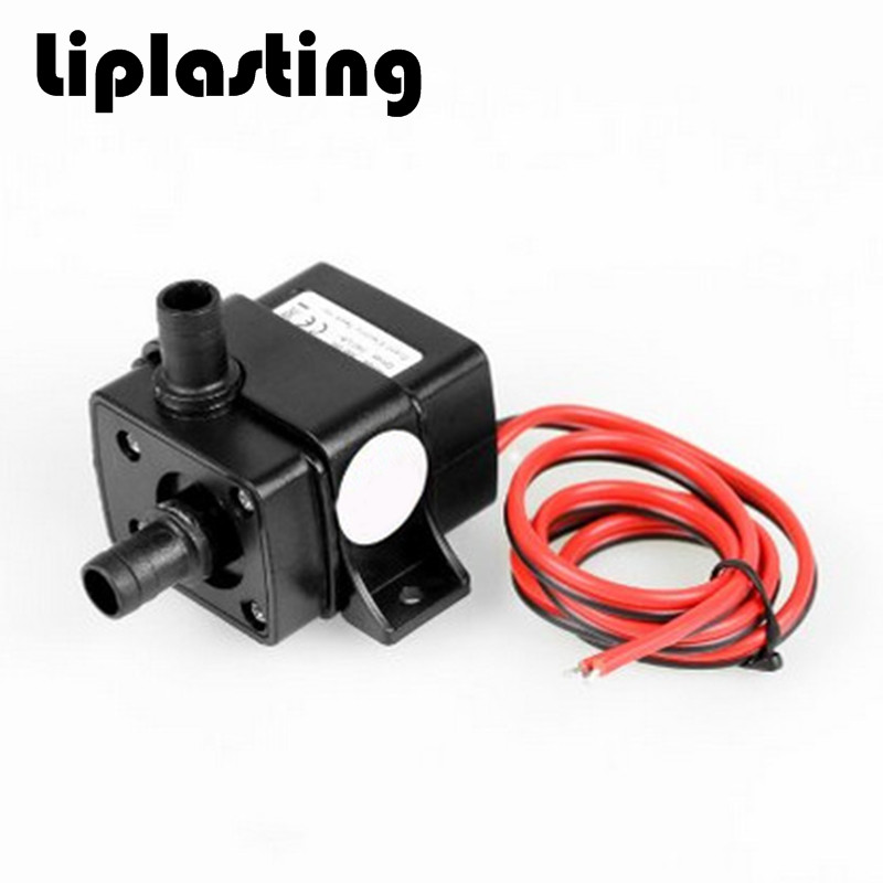 Water Pump Ultra-quiet 12V DC Brushless Ultra-quiet 3M 240L/H Brushless Submersible Water Pump mini electric submersible waterp mini electric brushless water pump dc12v 6m 500l h ultra quiet aquarium pump devices motor submersible pool water pump