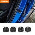 SHINEKA Auto Styling türschloss Dekoration Schutz Schnalle Abdeckung Trim Aufkleber Fit für Ford F150 2015 + Auto Zubehör