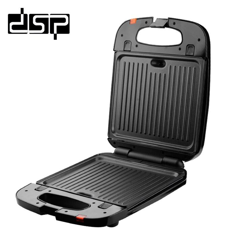 DSP Facile Da usare Multi-funzione Home Grill Forno Elettrico Senza Fumo Arrosto antiaderente Teglia Sandwich maker 220 V 50 HZ