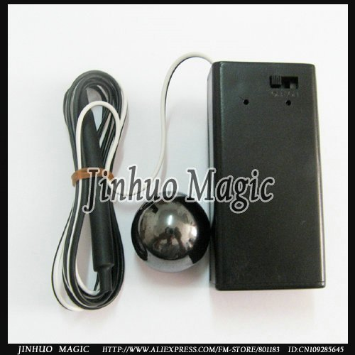 Free shipping,Magic electronical telepathy device with beads magic trick,10pcs/lot,magic props wholesale