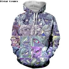 PLstar Cosmos, новинка, мой маленький пони, женская одежда, милая верхняя одежда, пуловер, куртки, пальто, толстовки, одежда, брендовая одежда