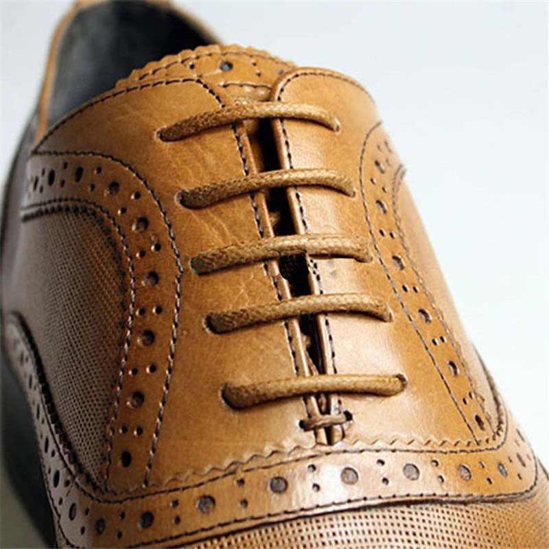Senza Fretta Siyah Beyaz Yuvarlak Ayakabı Kadın Sneaker Tuval Deri Ayakkabı Bağcıkları Erkekler Twisted Bot Ayakkabı dokuma-dantel 80/ 100/120/140 CM