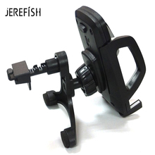 JEREFISH Universal Phone Holder Stand 360 Adjustable Car Air