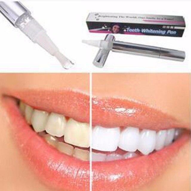 Teeth Whitening Pen Powerful Stain Eraser Removal Fast Bleaching Tooth Gel Whitener Dental Tool Oral Hygiene Supplies