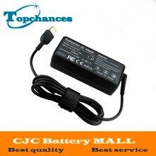 Haute Qualité 20 V 3.25A 65 W AC Adaptateur D'alimentation pour Ordinateur Portable Chargeur Pour Lenovo Thinkpad X1 Carbon Lenovo G400 G500 G505 G405 Yoga 13