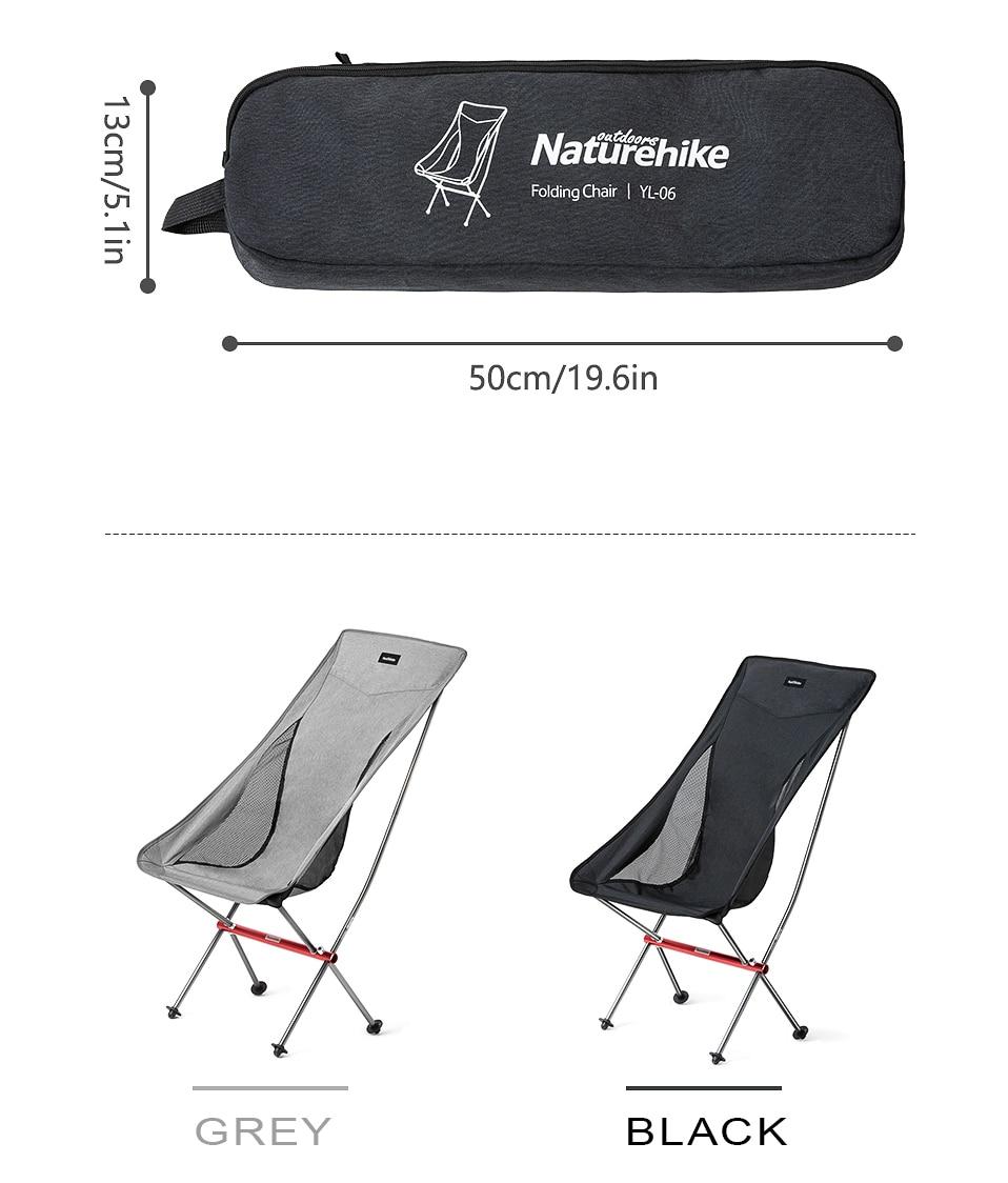 Cadeira Cadeira De Viagem de Mochila