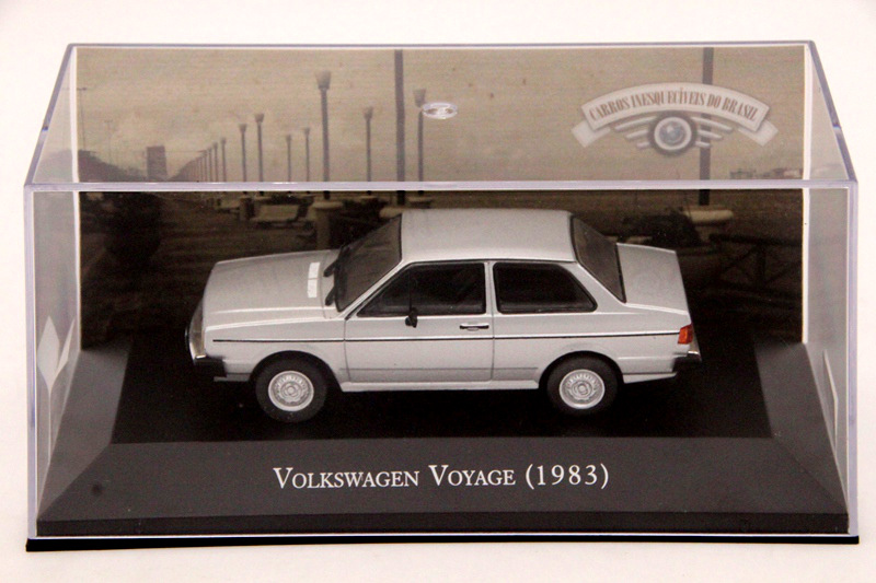 Ixo Altaya 1:43 Scale Voyage 1983 Cars Diecast Models Limited Edition Collection Toys