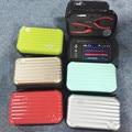 FYF82 Mini Ecig Tweezer Wire Winder DIY Tool Bag Kit Pocket Ohm Tester Electronic Cigarette Accessories Tool Set