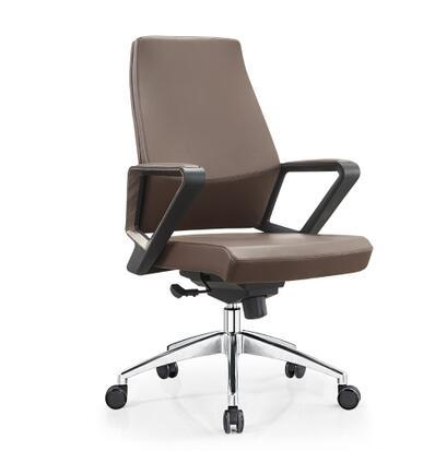 Leather boss chair computer chair high back home office chair fashionable modern large class chair.