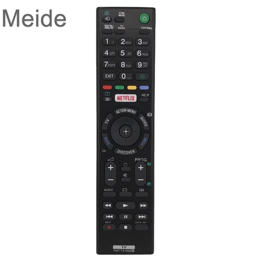 Para sony netflix TV NETFLIX TV Controle Remoto Para sony RMT RMT-TX100D TX100D rmt tx100d Fernbedienung