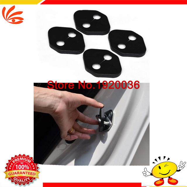 Car styling Car body styling interior anti rust water proof Door lock keys Plastic buckle cover for SUZUKI Vitara 2015-2016