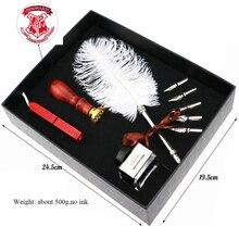 Harri Potter Advanced перо ручка и проклятый ребенок перо набор с hp уплотнение воск набор и Дневник для поклонников подарок