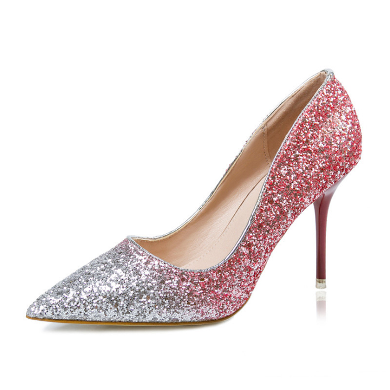 Popular Red Glitter Platform Shoes-Buy Cheap Red Glitter Platform ...