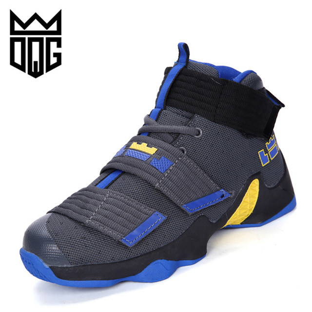 ee5feb16afc9 DQG Men Basketball Shoes High Top Outdoor Basketball Shoes Men Kids Couples  Adult James Harden Cool Sneakers Zapatos Baloncesto