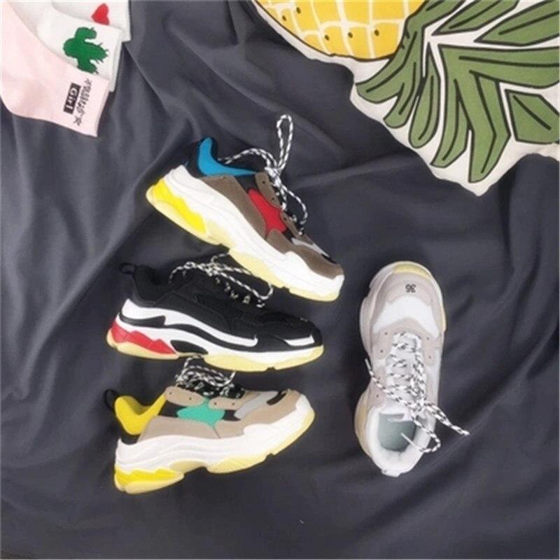 Trou 2 3 Luxe Marque Respirant 4 Chaussures 2018 1 Plates De Nouvelles Été Décontractées Dames wgXnAq4U