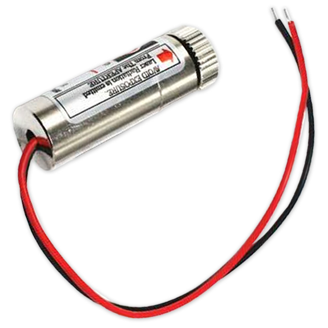 Adjustable Beam Infrared Diode Module Red Dot Base Set Positioning 5V Marking Locator For DIY CO2 Laser Engraving Cutting Head