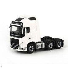 Коллекционная игрушка из сплава модель WSI 1:50 Масштаб VOLVO FH4 GL XL для трактора, прицепа, грузовика литая игрушка модель для украшения, подарок