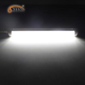 Image 5 - OKEEN 2 pcs Universal 12 V LED ภายใน Light Bar 108LED Light Strip ON/OFF สำหรับ RV van รถบรรทุกรถบรรทุก Camper เรือ Caravan