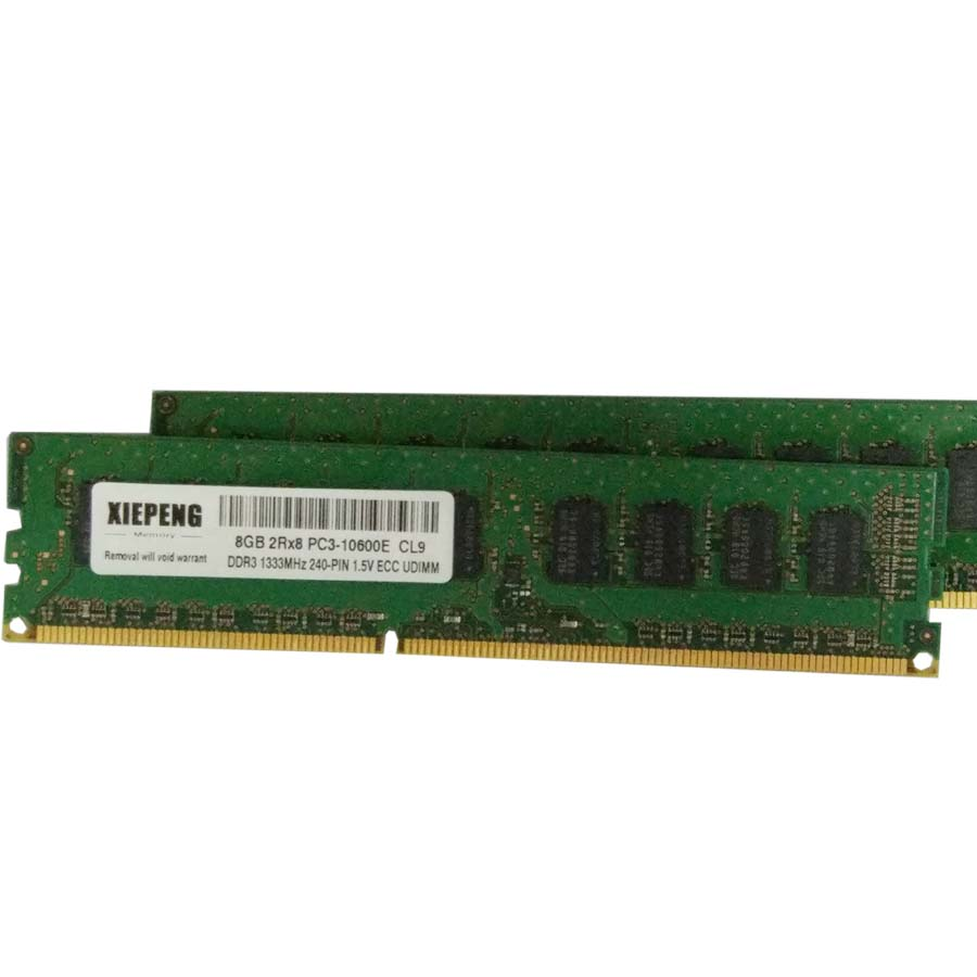 Kingston KVR13LR9D4K4//64 A-Tech Equivalent 16GB DDR3L 1333 REG Server Memory RAM