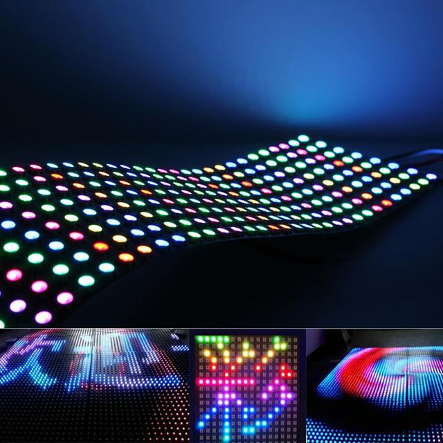 RGB LED Panel for Parties