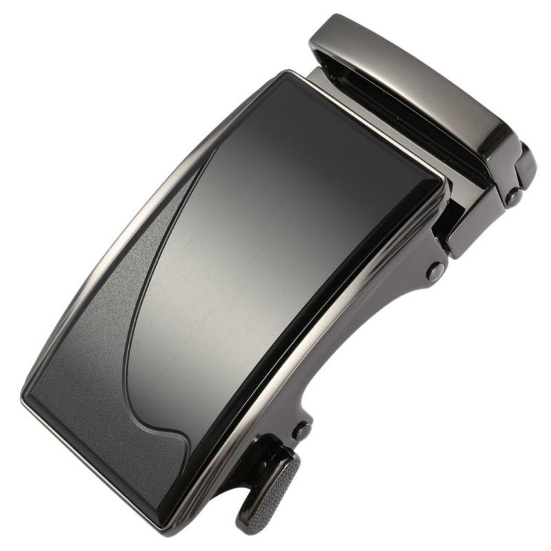 Men's Business Alloy Automatic Buckle Unique Men Plaque Belt Buckles 3.5cm Ratchet Men Apparel Accessories Designer LY136-22100