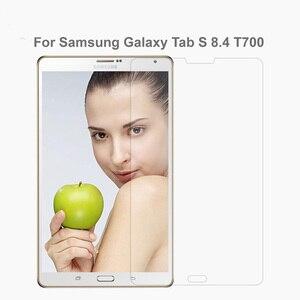9H 2.5D взрывозащищенное Закаленное стекло для Samsung Galaxy Tab S 8,4 T700 T705 8,4
