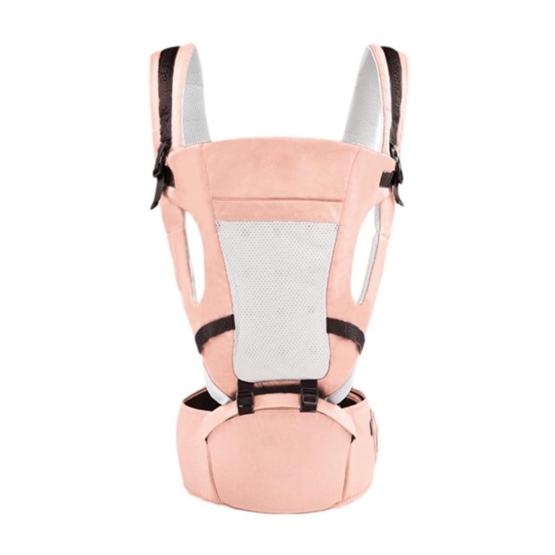 Newborn Infant Baby Carrier Simple Breathable Ergonomic Adjustable Wrap Sling Backpack Backpacks & Carriers     - title=