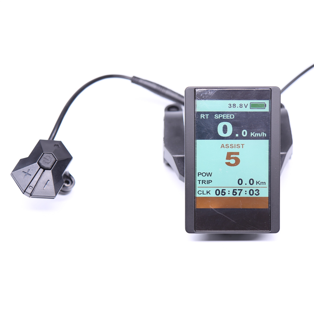 Time-limited Electric Bicycle 8fun Bafang New Colorful Lcd 850c/dpc-14 Display Ebike Sets