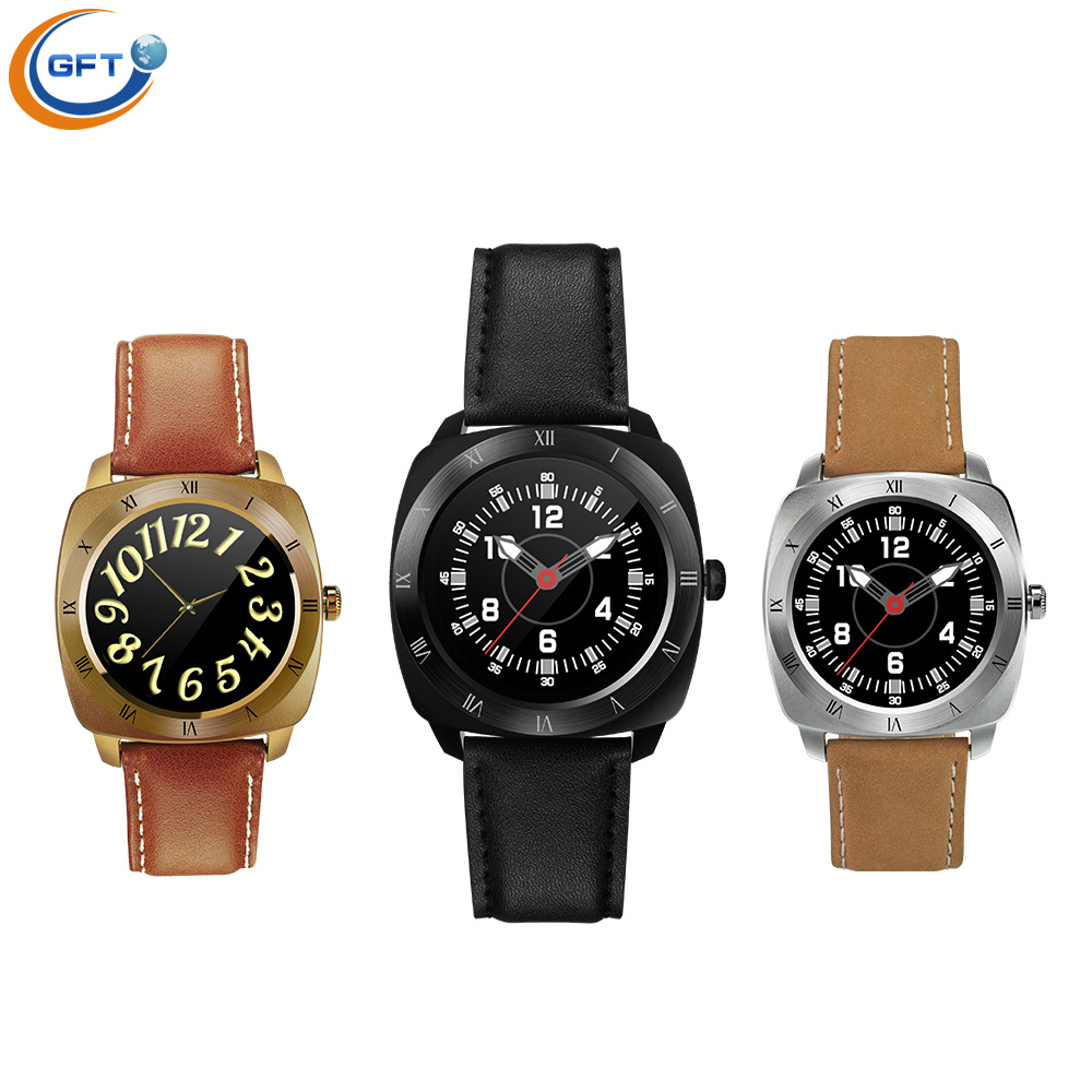 GFT DM88 Bluetooth Smart Watch Android Wearable Devices font b Smartwatch b font sleep tracker Heart