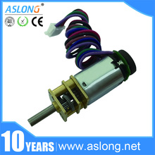 Well - made GA12 - N20 dc gear motor with encoder speed velocity measurement 6V 500rpm FOR mini car balance motor encoder DIY