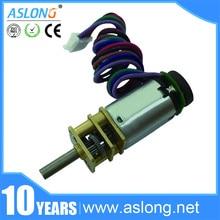 Well - made GA12 N20 dc gear motor with encoder speed velocity measurement 6V 500rpm FOR mini car balance DIY