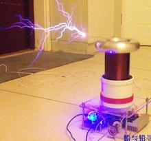 tesla coil amazing flashing Generator high volt  Marx generator big ARC Teaching experiment