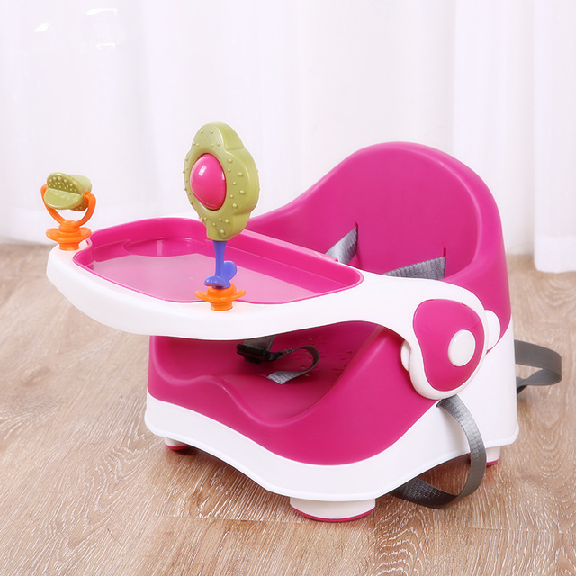 Baby Dining Chair Portable Infant Bathe Seat,Plastic Tables for Children,Baby Feeding Seat Chair,Mesa Y Silla Plastico Infantil