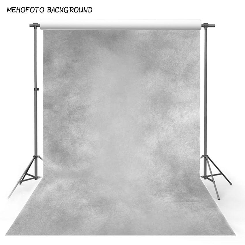 5X7ft 얇은 비닐 사진 배경 빈티지 회색 흰색 질감 벽 배경 사진 스튜디오 무료 배송 배경