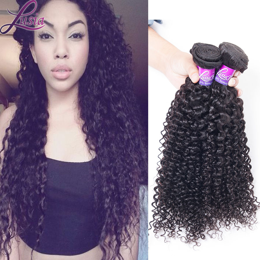 big sale brazilian tight curly weave hair 4 bundles kbl hair