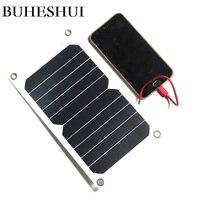 6.5 W 6 V Su Geçirmez Güneş Enerjisi Paneli harici yedek batarya Şarj Cihazı Için Açık cep telefonu Aküsü Sunpower GÜNEŞ PANELI Şarj Cihazı