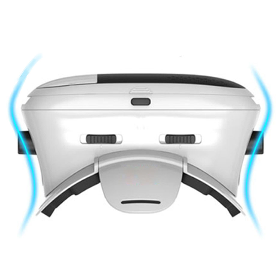 VR 3d Virtual Reality Glasses goggles Google Cardboard VR Headset for Smartphone 3D and 360 panoramic video Adjustable VR box